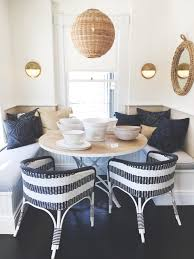 dining nook inspiration courtesy of serena u0026 lily u0027s westport