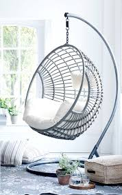 Hanging Swing Chair Outdoor by Enchanting Modern Hanging Chair 6 Modern Hanging Bubble Chair