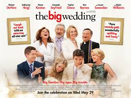 the big wedding uk trailer and quad poster
