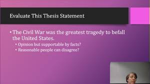 weak thesis statement what makes a good thesis statement youtube what makes a good thesis statement