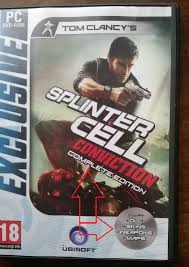 splinter cell conviction complete edition u0026 ubisoft support