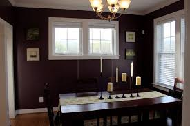 Elegant Color Combination Dining Room Deep Plum Dining Room Yes - Purple dining room