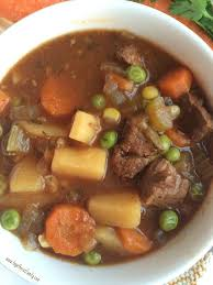 slow cooker beef stew together as family