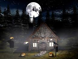 spooky halloween backgrounds halloween animated with sound wallpapers wallpapersafari