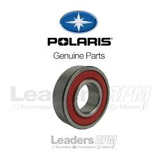 polaris snowmobile water pump shaft bearing new oem xcr