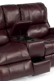 Recliner With Cup Holder Flexsteel Latitudes Miles Traditional Power Reclining Sofa With