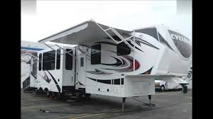 2013 heartland cyclone 3800 5th wheel toy hauler for sale youtube