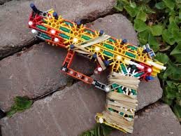 Knex Grandfather Clock How To Build A K U0027nex Fn Five Seven Instructions Coming Soon