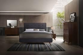 vig furniture modrest addison mid century modern grey u0026 walnut