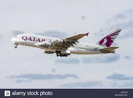 Qatar Airways Route Map by Qatar Airways A380 Stock Photos U0026 Qatar Airways A380 Stock Images