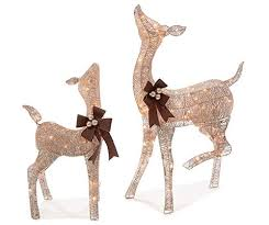 outdoor decorations reindeer best gifts and