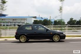 nissan pulsar turbo the one and only baby godzilla racenotrice