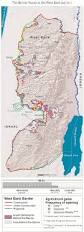 West Bank Map Israeli West Bank Barrier Wikiwand