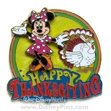 your wdw store disney happy thanksgiving pin minnie mouse