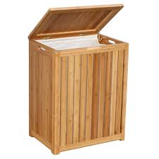 Laundry Room Hamper Cabinet by Furnitures Remarkable Laundry Hamper With Lid For Chic Home