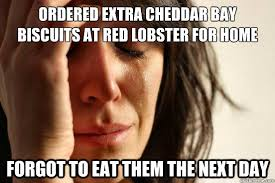 Biscuits Meme - history of the cheddar bay biscuit red lobster thrillist