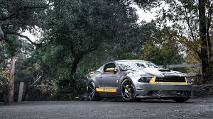 tuned cars trees fences forests cars engines muscle cars front silver