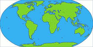 world map globe image world globe map clipart clipartfest clipartbarn