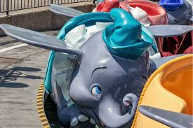 dumbo ride disneyland