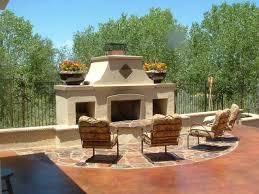 Outdoor Fireplace Designs - outdoor fireplace design pacific landscapes