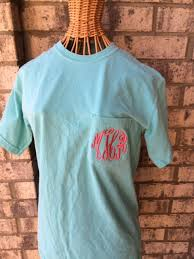 Comfort Colors Chalky Mint Items Similar To Chalky Mint Comfort Colors T Shirt Small On Etsy