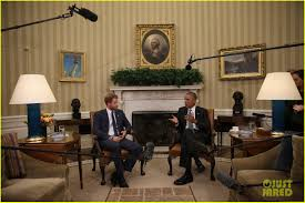 President Obama In The Oval Office Prince Harry Meets With President Obama In The Oval Office Photo