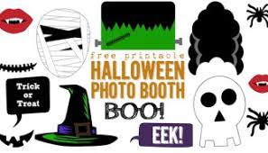 Halloween Photo Booth Props Photobooth Archives Paper Trail Design