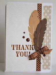 how to make simple and stunning handmade thank you cards