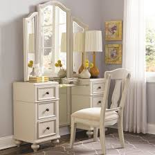 Painted Wooden Bedroom Furniture by Small Dresser With Mirror And Chair Descargas Mundiales Com