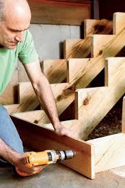 treppe bauanleitung die besten 25 treppe selber bauen ideen auf selber