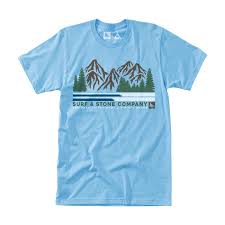 The Woodsman Company Woodsman Tee Heather Charcoal Hippytree