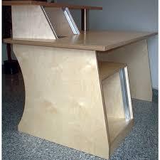 tablette coulissante bureau comment fabriquer un tiroir ou une tablette coulissante pour un