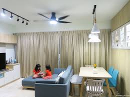 a happy mum singapore parenting blog to be frank this arrangement makes the sofa a little too close to the tv so what i usually do is shift the bench under the dining table and push the sofa