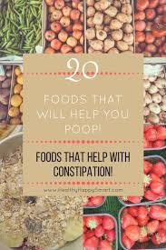 foods that help with constipation foods that help you high