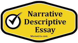 Sample Of A Narrative Essay Narrative Descriptive Essay Youtube
