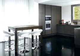 chaise de bar cuisine chaise de bar cuisine l gant tabouret chaise haute elvis lot de 2