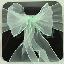 mint chair sashes sash chair picture more detailed picture about 90pcs mint green
