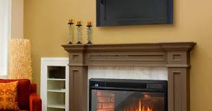 Best Wood Fireplace Insert Review by Best Electric Fireplace Insert Review Interior Best Wood
