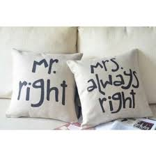 appropriate engagement party gifts sweater mr pillow home accessory home decor matching couples mrs