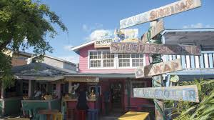 Conch House by The Bahamas Fish Fry Is The Ultimate Caribbean Feast Eater