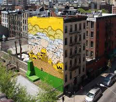 jerkface interview saturday morning exhibit hypebeast five story mural in new york s east village i had only been painting walls for nine months it was intimidating because i had never done anything half