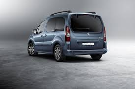 used peugeot vans peugeot debuts new partner tepee electric but only equipped with