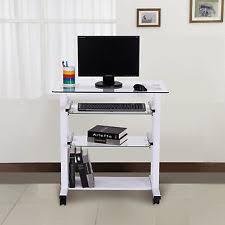 Computer Workstation Desk Computer Workstation Ebay