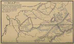 Cumberland River Map Weekly Story The First Camp Meeting Presby Democratic Thinker