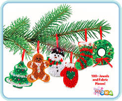 Arts And Crafts Christmas Tree - art u0026 craft plushcraft christmas ornament christmas tree