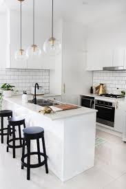White Kitchen Design Ideas by Best 25 Kitchen Interior Ideas On Pinterest Honeycomb Tile
