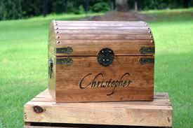 Treasure Chest Favors by Bachelorette Favors Cardboard Pirate Treasure Chest