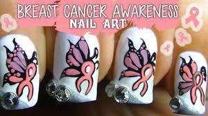 halloween breast cancer ribbon background ribbon nail designs images nail art designs