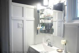 round medicine cabinet tags large mirrored bathroom wall