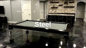 Convertible Dining Room Pool Table Convertible Pool Tables Youtube